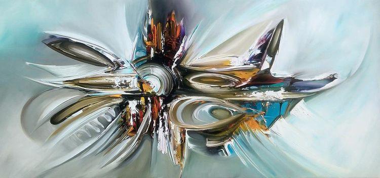 Abstrakt, 3d, Modern, Fantasie, Malerei