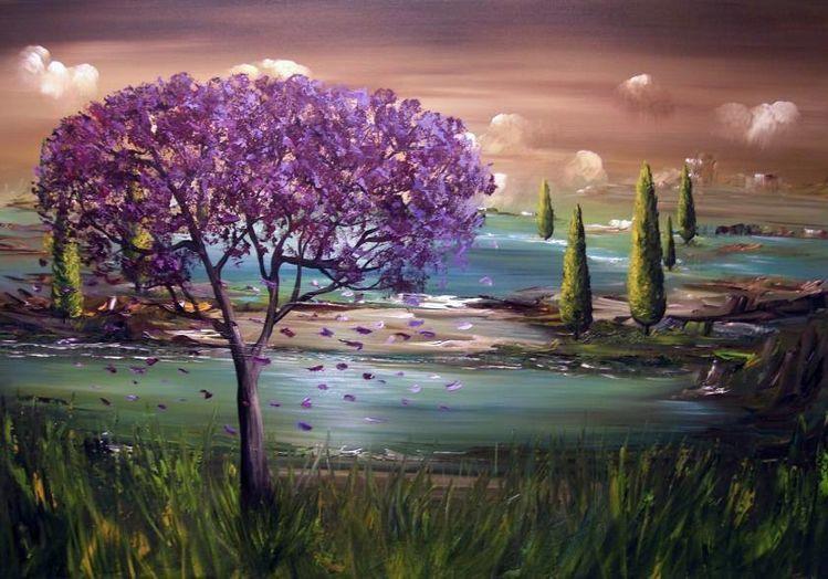 Natur, Malerei,