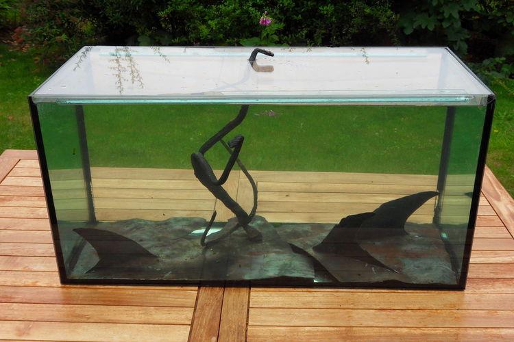 Plastik, Eisen, Metall, Skulptur, Finale, London