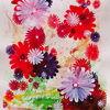 Gelb, Traum, Blumen, Violett