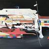 Acrylmalerei, Zeitgenössisch, Technologie, Luft