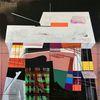 Futurismus, Acrylmalerei, Rätsel, Avantgarde