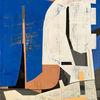 Avantgarde, Acrylmalerei, Modern, Futurismus