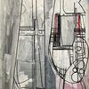 Zeichnung, Technologie, Abstrakt, Metaphysisch