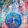 Engel, Rosa, Spirituell, Baum