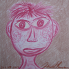 Kopf, Portrait, Männerkopf, Figur