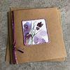 Natur, Handarbeit, Glückwunschkarte, Blumen
