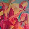 Acrylmalerei, Malen, Figur, Malerei