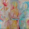Malen, Hell, Zarte farben, Malerei