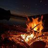 See, Natur, Feuer, Fotografie