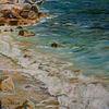 Mallorca, Acrylmalerei, Malerei, Strand