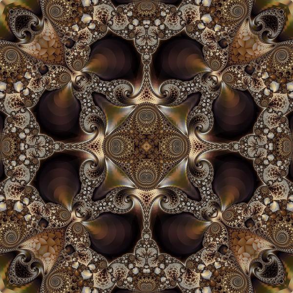 Kaleidoskop, Ornament, Fraktalkunst, Digitale kunst