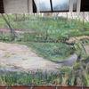 Entstanden, Malerei, Handeln, Acrylmalerei