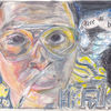 Figur, Jonny depp, Zeichnung, Zeichnungen