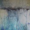 Struktur, Blau, Abstrakt, Pigmente