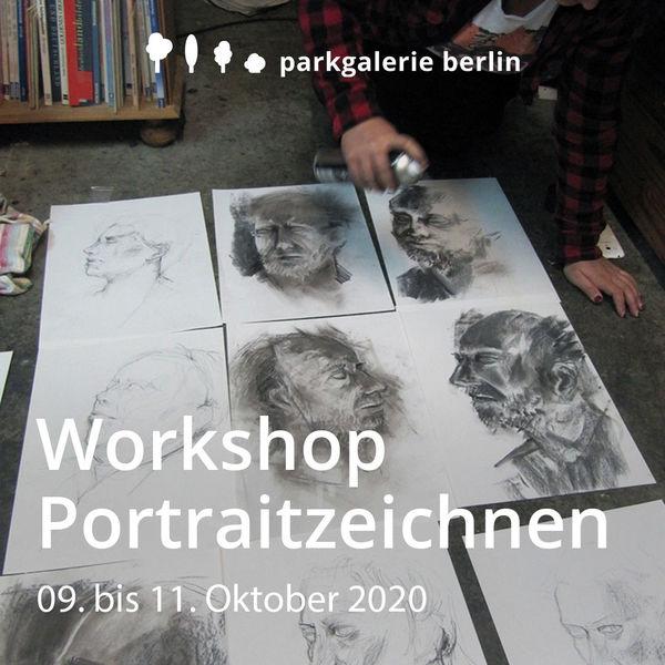 Malkurs, Werkstatt, Portrait, Berlin