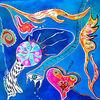 Meer, Malerei, Befruchtung, Wasser