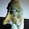 Keramik, Büste, Skulptur, Figural