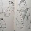 Superstar, Gesellschaft, Menschen, Zeichnungen