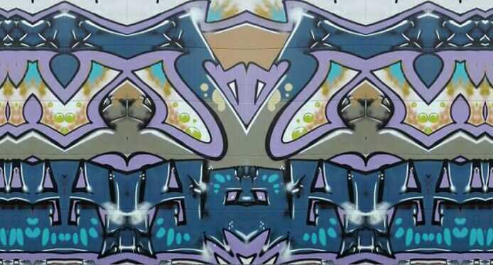 Bschoeni, Graffiti, Abstrakt, Digitale kunst,