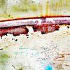 Graffiti, Genua, Wandmalerei, Farben