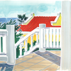 Karibik, Idylle, Curacao, Naiv