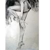 Highheels, Figural, Bein, Frau