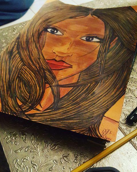 Menschen, Natur, Leben, Welt, Augen, Zeichnungen