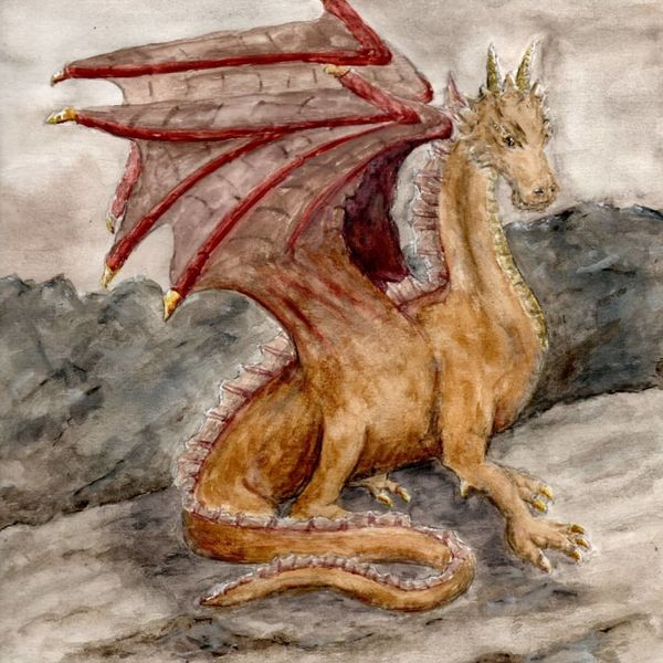 Mythologie, Drache, Magie, Fantasie, Sage, Mystik