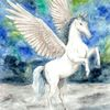 Fliegen, Fantasie, Pegasus, Mythologie