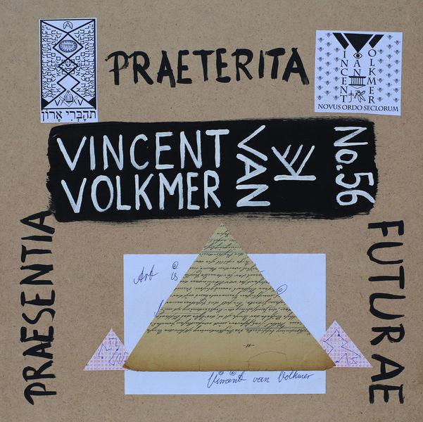 Kryptoart, 1963, Vincent van volkmer, Van volkmer, Mathematik, Biene