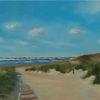 Langeoog, Dünen, Strand, Landschaftsmalerei