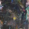 Abstrakter expressionismus, Schwarz, Horror, Monument