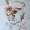 Gemälde, Portrait, Malerei, Abstrakt