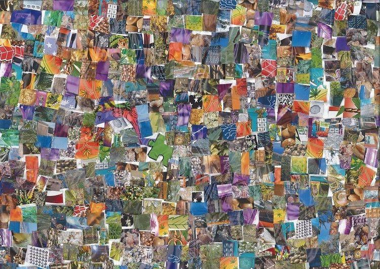Collage, Musik, Thc, Bunt, Farben, Mischtechnik
