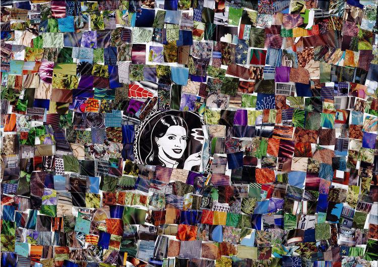 Musik, Collage, Thc, Tanz, Bunt, Farben
