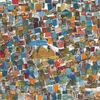 Bunt, Farben, Collage, Ägypten