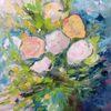 Blumen, Vase, Blumenstrauß, Farben