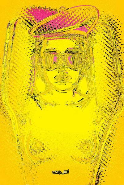 Abstrakt, Seele, Digitale kunst, Kunstvomniederrhein, Digital, Menschen