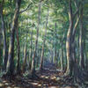 Blätter, Acrylmalerei, Baum, Natur