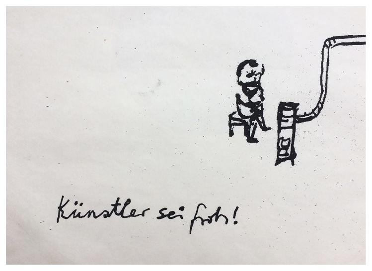 Yes, Yesart, Freude, Zeichnungen,