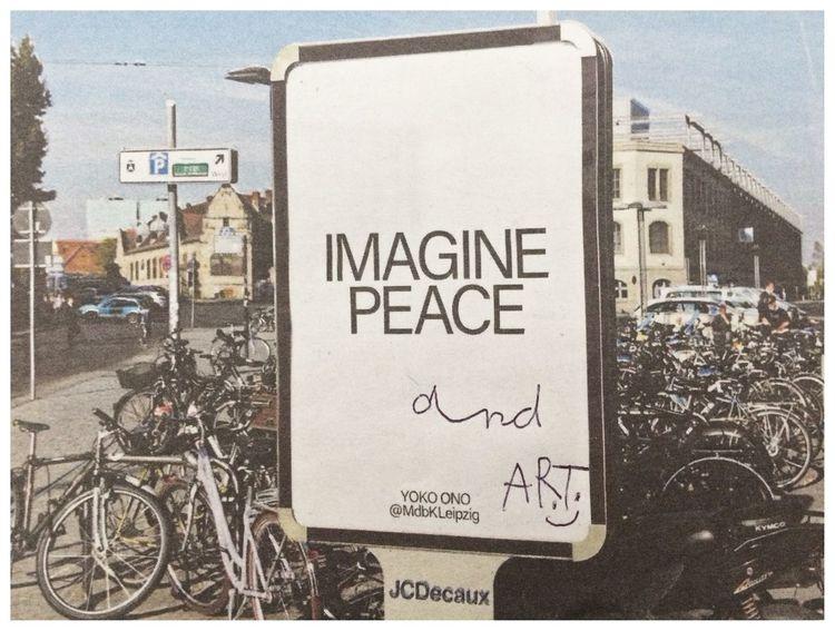 Yes, Frieden, Fantasie, Fotografie,