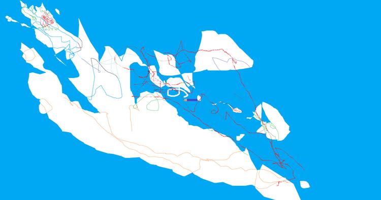 Pinnwand, Vulkan