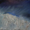 Landschaft, Eis, Ozean, Blau