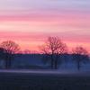 Sonnenaufgang, Fotografie, Natur, Nebel