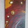 Abstrakt, Malerei modern, Acryl acrylmalerei, Malerei