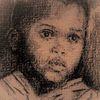 Portrait, Skizze, Junge, Zeichnungen