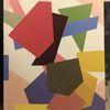 Farbverlauf, Pinsel, Farben, Malerei modern