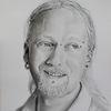 Junger mann, Bleistiftzeichnung, Portrait, Zeichnungen