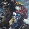 Reiter, Freiheit, Napoleon, Hund